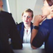HR professional advising clients